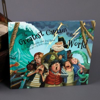 The Greatest Captain in the World Hardcover