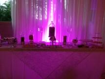 Iluminacion Decorativa para el Candy Bar