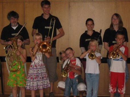 Orchesterworkshop 06.08.2012 - 10.08.2012