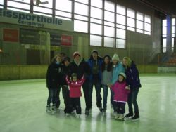 Jugendaktion Eislaufen 2012