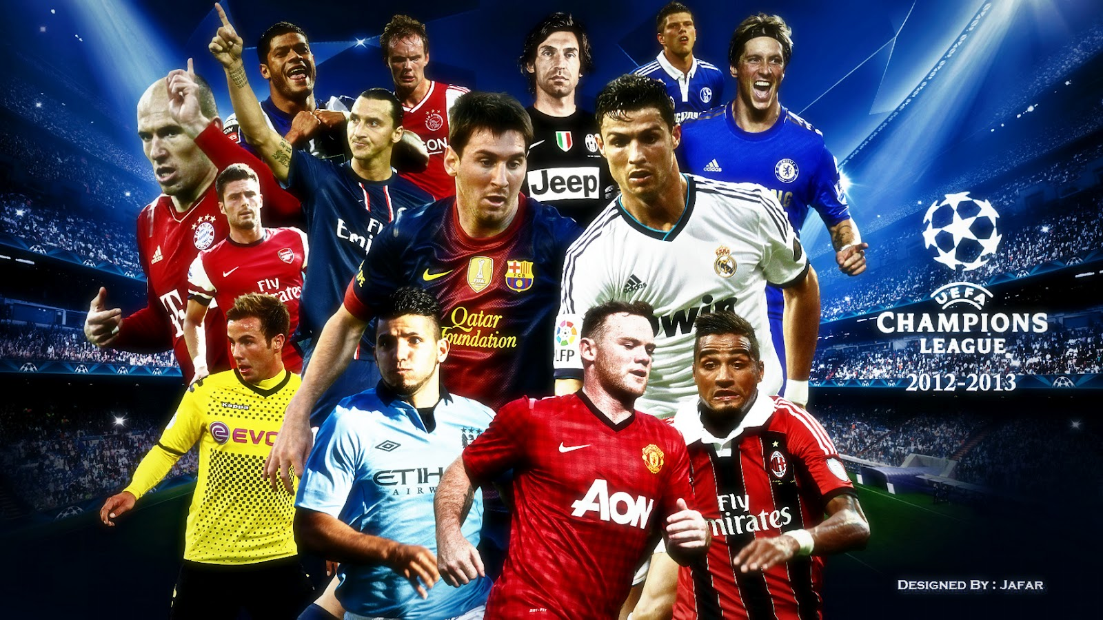 Jadwal Liga Champions 2014