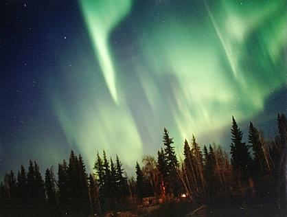 aurore polaire