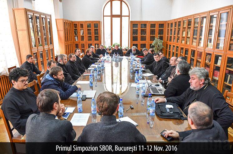 Primul Simpozion SBOR, București 2016