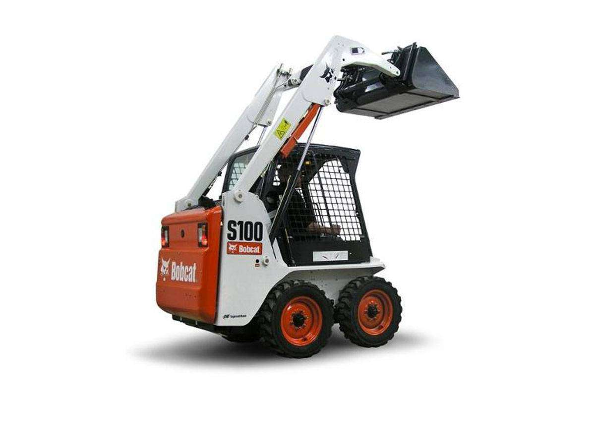 MINI PALA BOBCAT S100
