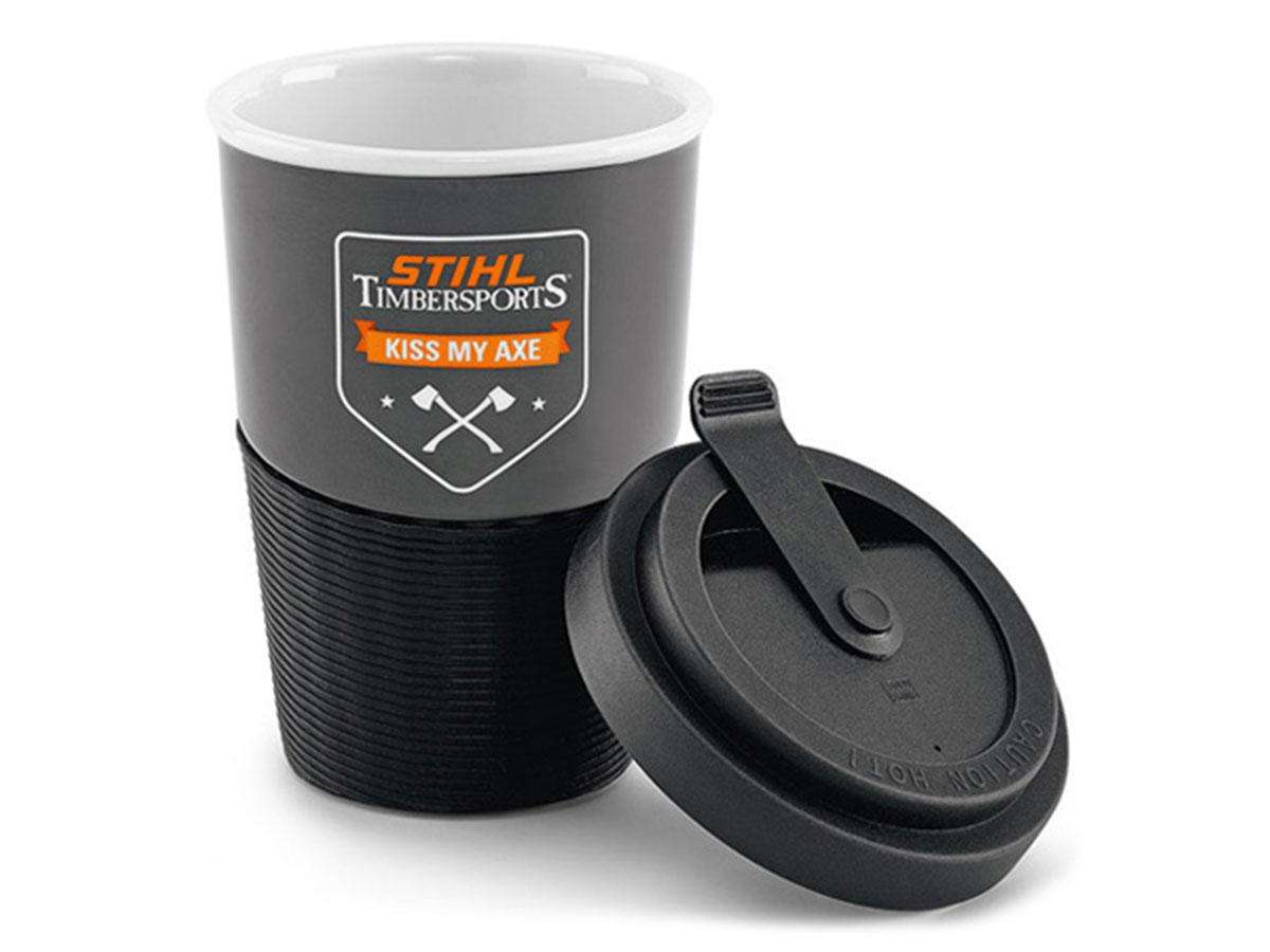bicchiere coffee to go stihl