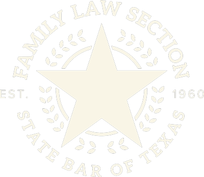 Family Law Section Logo