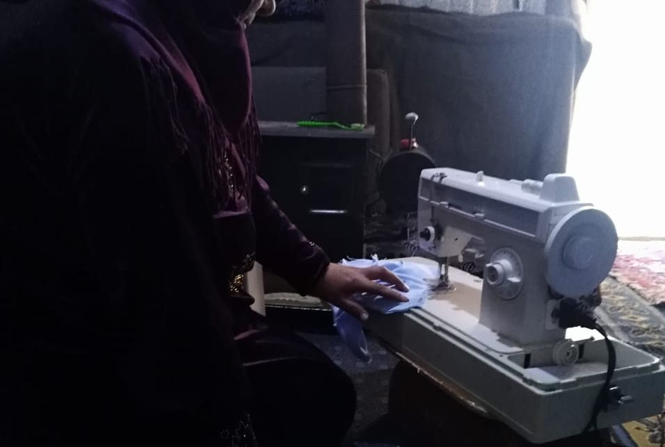 The effects of a simple sewing machine