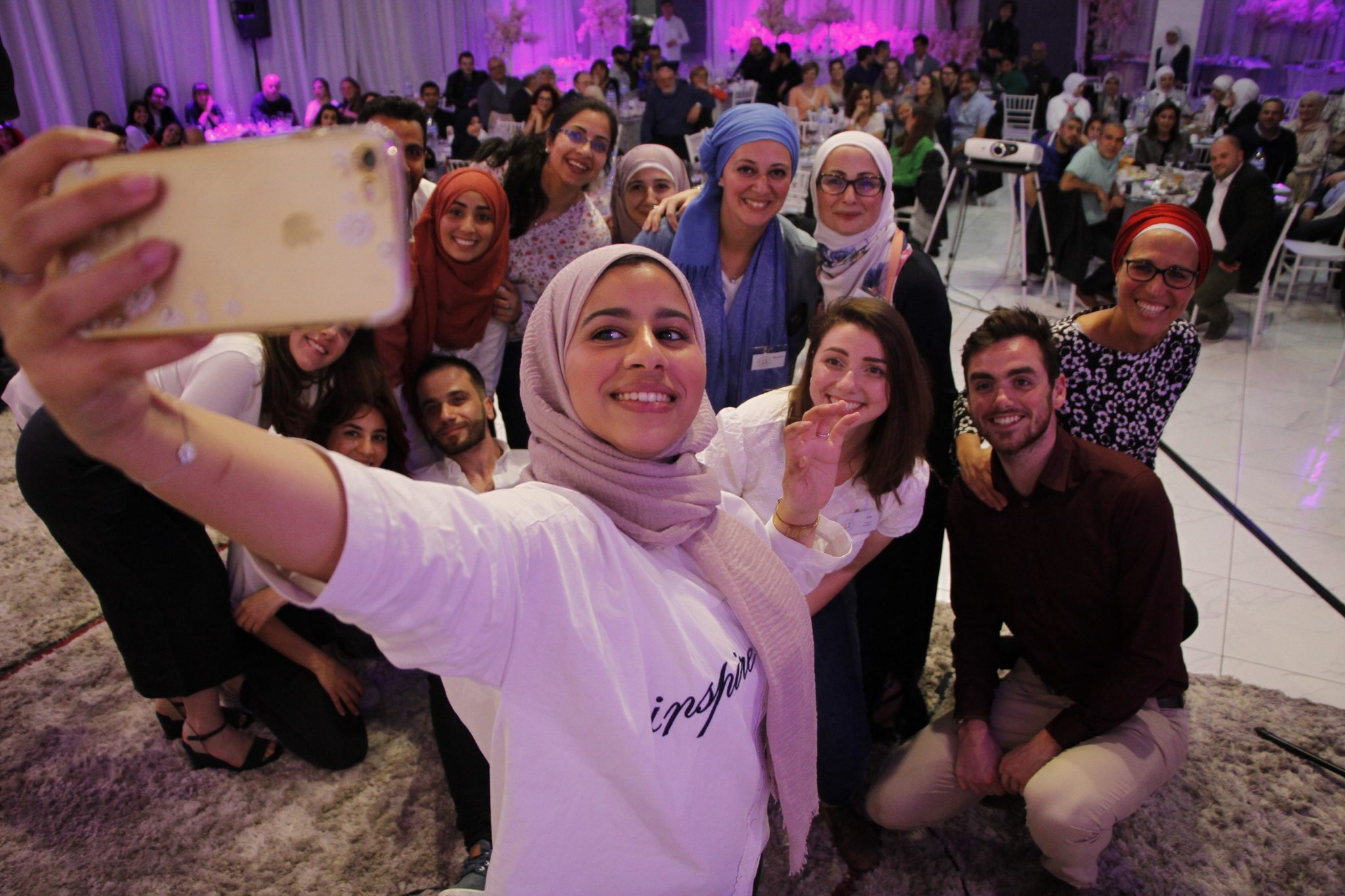 Breaking Ramadan fast together to support refugee women & girls