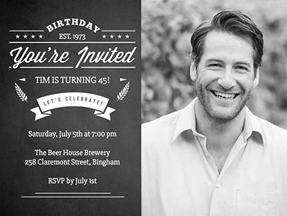 free online birthday invitations best