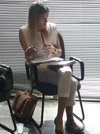 Comentários de Daniela Landim, candidata em formação pela SPMG