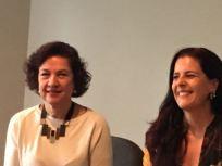 Rosely Gazire e Rossana Pinho