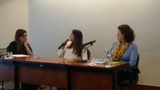 Palestrantes: Ana Carolina Tiuso (candidata SPMG) Alice Bittencourt (psicanalista da SBPRJ) Coordenadora: Camilla Biaggi (candidata SPMG)