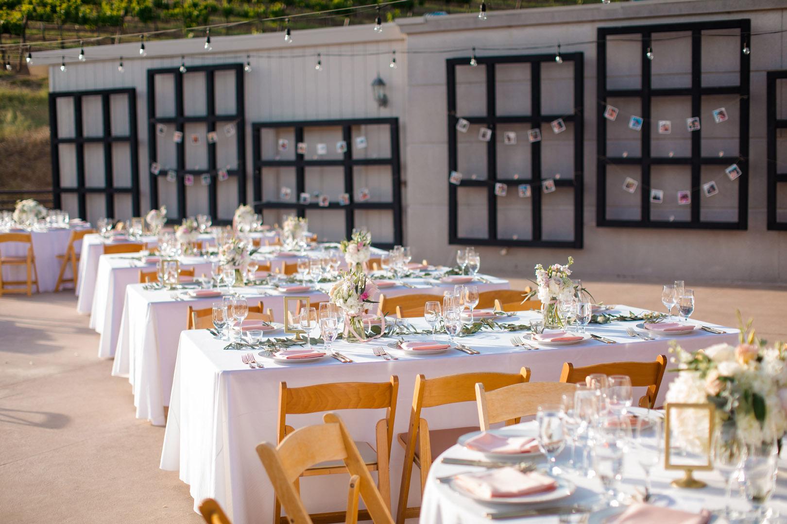 Wine Country Vineyard Wedding Venue