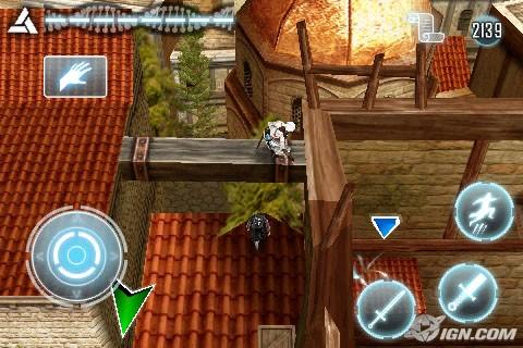 Assassins Creed iPhone 2