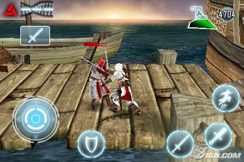 Assassins Creed iPhone 3