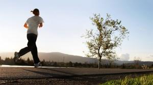 running 10 k