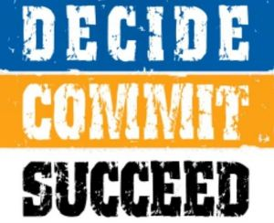 decide committ succeed