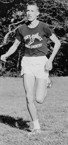 Robin Lingle in 1959