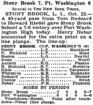 New York Times article from 10/24/1937