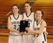 Our senior captains: Burke, Istrati & Winston