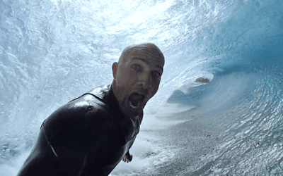 What It Feels Like To Surf Kelly's Wave