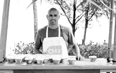 What Kelly Slater Eats For Breakfast