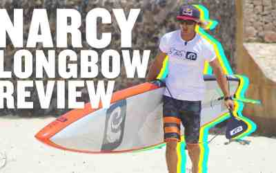 Long Bow Race SUP Review (Narcy)