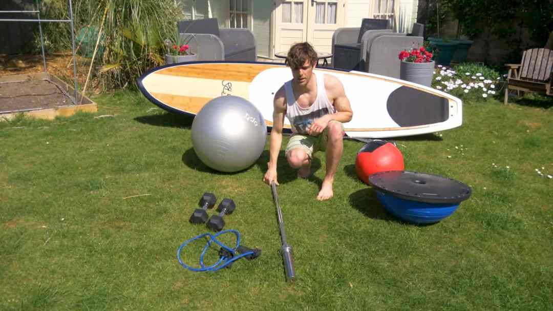 TOP 20 BEST SUP EXERCISES FOR HOME OR GYM