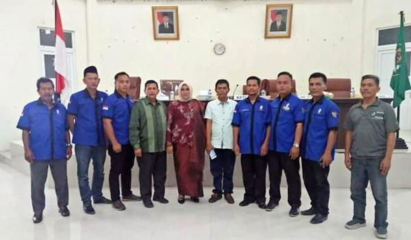 Bendahara DPC SBSI Sumut Akhirnya Dilantik Sebagai Anggota DPRD