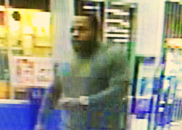 Unknown man involved in shooting and is sought for questioning. Anyone with information shoulkd call the Sheriff's Office or Crimestoppers.
