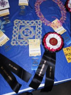 2012 Fair Entries tatted by Lois Bresnahan