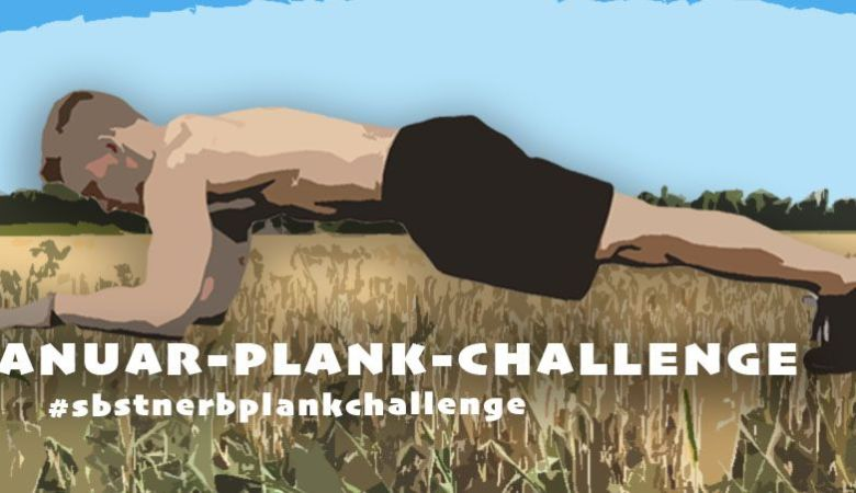 Januar-Plank-Challenge #sbstnerbplankchallenge