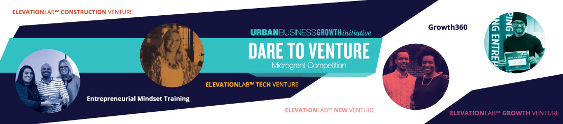 Dare to Venture Micro-Grant Competition Header Image