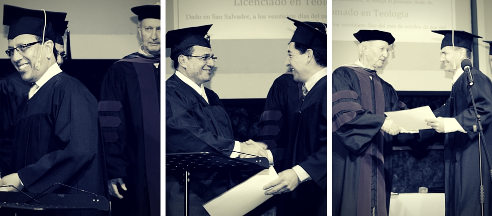 Primera Graduación de SBVN
