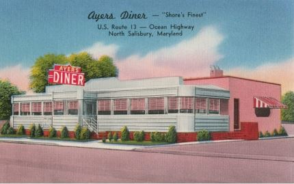 ayers diner