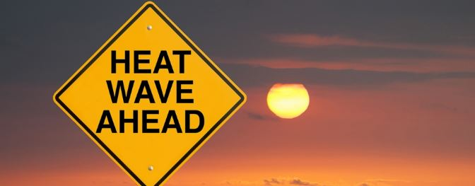heat wave ahead