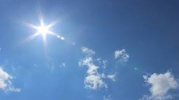 hot dry spell