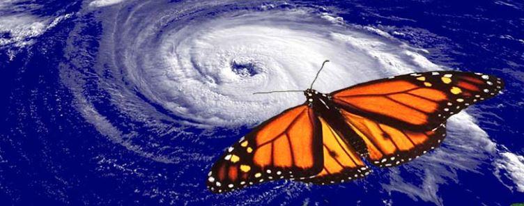 butterfly effecy