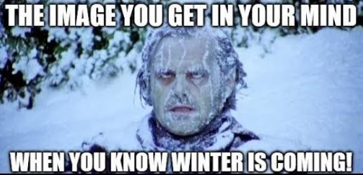 winter tomorrow