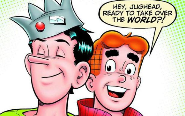 archie and jughead