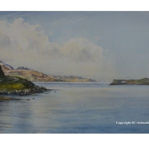 Staffin, Isle of Skye