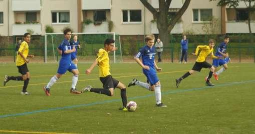 U15 vs SCU Salzgitter 04