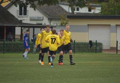 U15 vs SCU Salzgitter 14