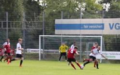 Norick Florschütz mit dem 4:0