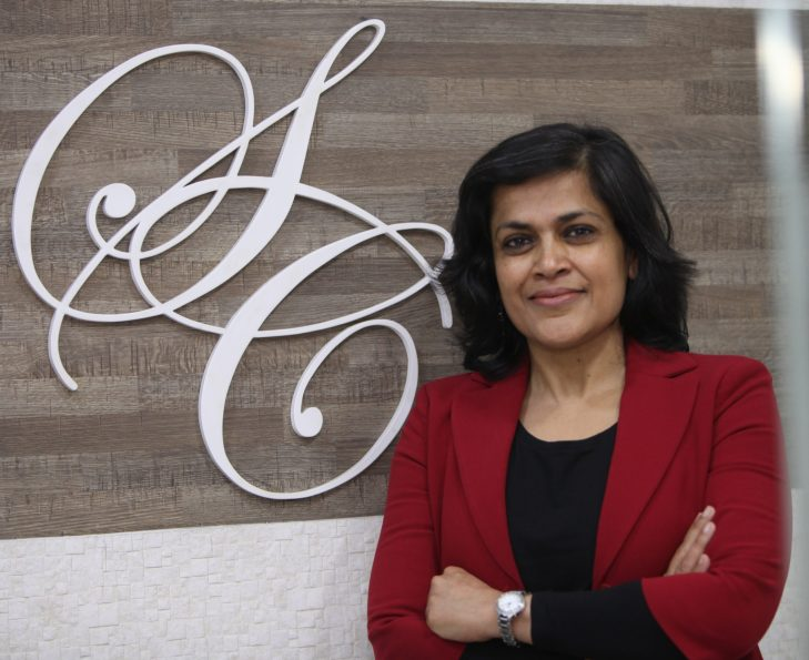 Sujata Chaudhri, Founder and Owner