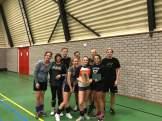 Bronzen zeepaardje team Jan Miedehiem