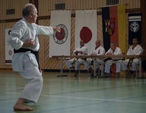 Gasshuku Saarburg 2016 Dojo Kamakura 15