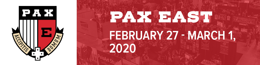 Tickets for PAX East 2020 in Boston from ShowClix