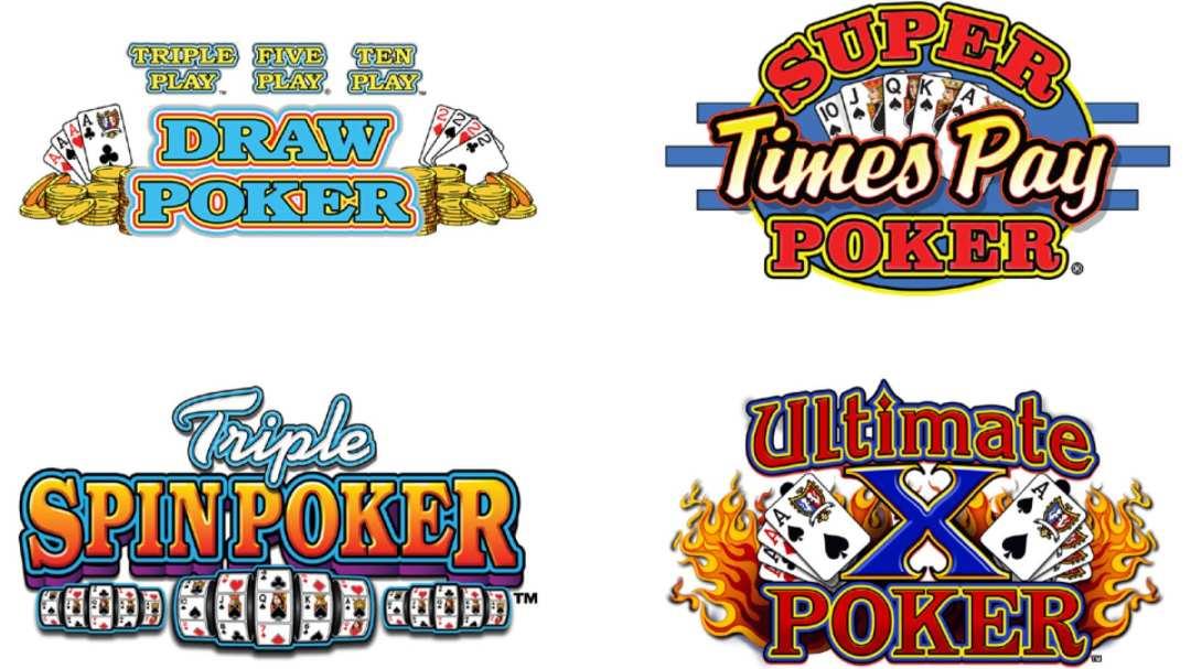 Vido Poker Logos 2