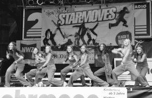 Tänzer der Tanzschule Picasso